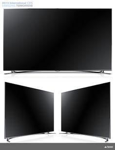 #Samsung F8000: World First Quad #Core #SmartTV