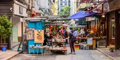 From silks and spices to food, jade and luxury goods, discover the best places to shop in Hong Kong (and what to buy) with Marriott Bonvoy Traveler. Hong Kong Shopping, Sustainable Environment, Group Of Companies, Dig Deep, Magnets, Asia, Traveling, Street View, Money