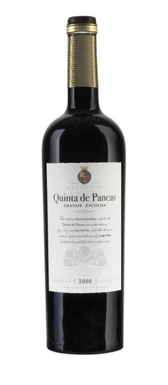 Quinta de Pancas, Grande Escolha 2008  | #Portugal #wine #winelovers
