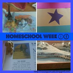 Raising Samuels Homeschool: Homeschool Week 19