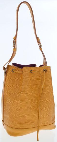5486cc7059 Louis Vuitton Yellow Epi Leather Noe Shoulder Bag. ... Luxury | Lot #79024  | Heritage Auctions. Party AccessoriesMichael Kors ...