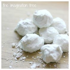 Snow Dough ,10+ Easy and Fun Crafts for Kids | Craft Learn & Play