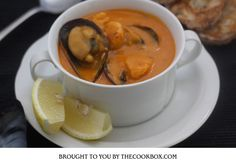 Cheat Creamy Seafood Soup Seafood Soup, Sea Food, Recipe Box, Thai Red Curry, Cooking, Ethnic Recipes, Seafood, Cucina, Seafood Bisque