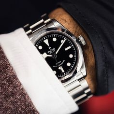 Tudor Black Bay Heritage 36mm ig:@bexsonn