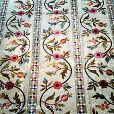 appliqued quilts - Yahoo Search Results