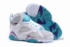 reputable site e1285 7e943 Buy 2016 Nike Air Jordan 7 Retro Gray White Purple Basketball Sneakers Kids  Shoes Online Sales Cheap To Buy from Reliable 2016 Nike Air Jordan 7 Retro  Gray ...