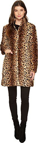 """Get two fantastic looks in one great coat with this leopard faux fur coat from Via Spiga that reverses to a quilted design with soft lining and coordinating trim.       Famous Words of Inspiration...""""It is not what we get. But who we become, what we contribute... that gives...  More details at https://jackets-lovers.bestselleroutlets.com/ladies-coats-jackets-vests/fur-faux-fur/product-review-for-via-spiga-reverse-faux-fur-printed-coat/"""