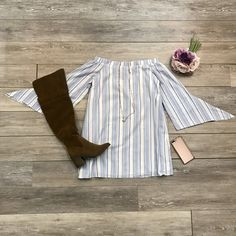 Stripe Affair Dress