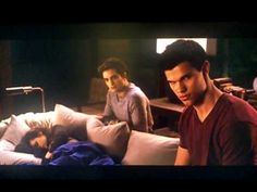 Breaking Dawn Pt. 1-Jacob throws a bowl at Rosalie - YouTube