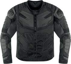 Overlord Resistance Jacket - Stealth | Products | Ride Icon