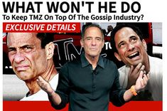The Down And Dirty History Of TMZ  How a lawyer from the San Fernando Valley created a gossip empire and transformed himself into the most feared man in Hollywood, all by breaking a few long-held rules and, as rumor has it, lording over a notorious vault full of secrets.