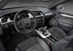 B8 Audi A4 Interior