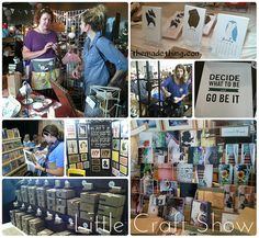 Little Craft Show, Fayetteville, Arkansas