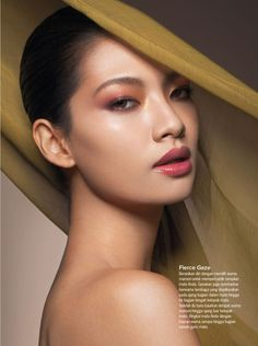 SLIGHT OF DELICACIES by Glenn Prasetya for COSMOPOLITAN Indonesia