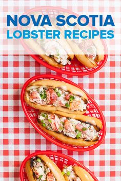 Nova Scotia Lobster Recipes Learn How To Cook Nova Scotia Lobster With These Delicious Must Try Recipes Whether You Choose Mac And Cheese Chowder Or A Traditional Lobster Dinner You Won T Be Disappointed Recipe Seafood Tasteofns Lobster Recipes, Fish Recipes, Seafood Recipes, New Recipes, Cooking Recipes, Favorite Recipes, Healthy Recipes, Lobster Appetizers, Chowder Recipes
