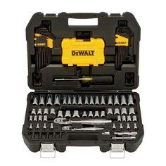 DEWALT Mechanics Tool Set (108-Piece)