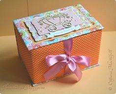 Мастер-класс Скрапбукинг День рождения Аппликация Мамины сокровища с тайным дном Как я их делаю фото 1