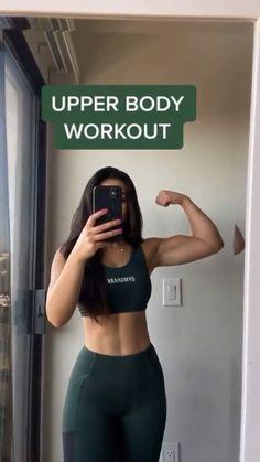 Full Body Gym Workout, Summer Body Workouts, Slim Waist Workout, Gym Workout Videos, Gym Workout For Beginners, Fitness Workout For Women, Butt Workout, Fitness Goals, Fitness Motivation