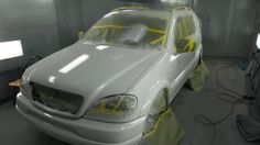Single stage Car Paint http://www.chromefactorylv.com/services/