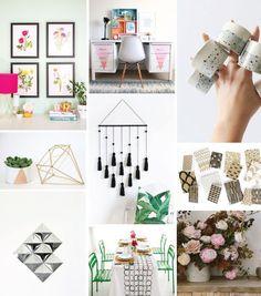 Poppytalk: Weekend Projects | 9 DIYs of the Week!