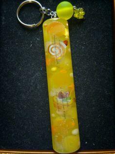 Sweets keychain