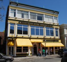 The Brick Alley Pub in Newport, RI- Best Lobster Rolls Ever!!!!!