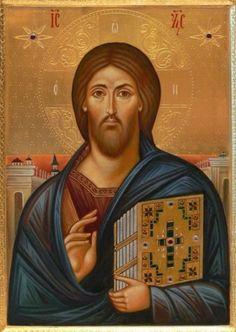 Иконы и картины Иисуса Христа (RU)