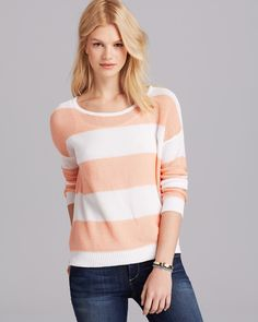 Olive and Oak Sweater - Stripe ORIG $68.00 NOW $47.60