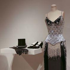 Nicole Kidman's costume from Moulin Rouge! (2001).