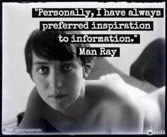 Man Ray #photography #quotes Man Ray Photos, Quotes About Photography, National Geographic, Photographers, History, Men, Inspiration, Image, Historia