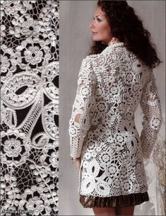 Crochet Jacket with good instructions