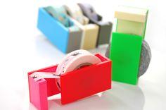 【楽天市場】マスキングテープ用テープカッター【文房具/文具/デザイン/おしゃれ/ステーショナリー】:イーオフィス