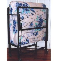 """30 x 75. 5"""" innerspring mattress avail. Complete Royal Folding Bed, $310"""