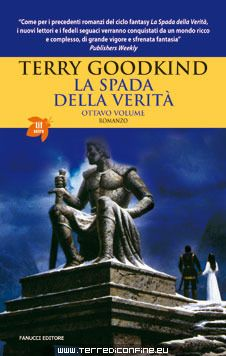 L'Impero degli Indifesi - Terry Goodkind (La Spada della Verità 8) http://www.goodreads.com/book/show/9725655-l-impero-degli-indifesi