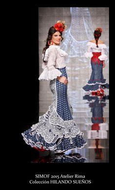 Atelier Rima. Simof 2015. Moda flamenca