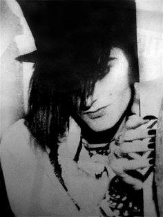 "Michael ""Funder"" Thorlasius from ADS Danish gothic punk band. 80s Goth, Punk Goth, Old Friends, Danish, Sexy Men, Gothic, Ads, Culture, Superhero"
