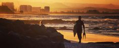 Australia is one of the most backpacker-friendly places and a prime location to surf or swim sunny shores.