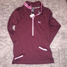 Pink Ultimate Pullover Brand New Ultimate Pullover. NO TRADES. PINK Victoria's Secret Tops Sweatshirts & Hoodies