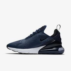 huge selection of 29682 8a853 Nike Air Max 270 Midnight Navy Black AH8050-400 Kevin Durant Shoes, Mens  Nike