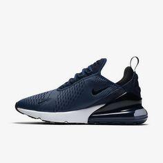 3d4f4874b16 Nike Air Max 270 Midnight Navy Black AH8050-400 Kevin Durant Shoes