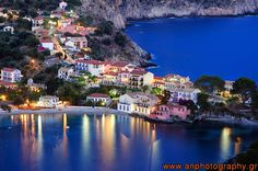 NIRIIDES Hotel Apartments-Rooms To Rent/Let Assos Kefalonia Ionian Islands Greece