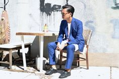 Izzy Tuason from The Dandy Project | Backstyle