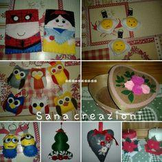 Creazioni handmade  Sana creazioni