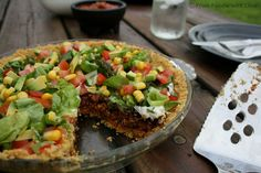 Taco Pie - via FromFoodieWithLove.com
