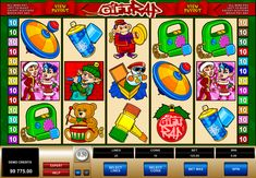 Gift Rap on hyvää kolikkopeli joka on Microgaming kehittääjä! Kokeile pelata ja varmasti voitat suuret voitot. Kolikkopelissa on erilaiset bonus pelit, valtava grafiikka, 5 rullat ja 25 voittolinjat.