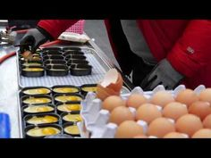 Korea Street Food - Myeongdong Street Food