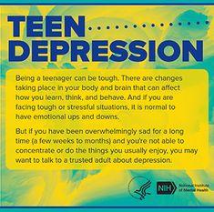 Depression - Teen Depression cover image