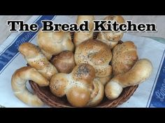 Tips to successful baking Assorted part baked Bread rolls - BRIDOR de France - YouTube