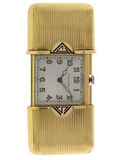 Art Deco Movado for Cartier Ermeto Clock in Art Nouveau, Estilo Art Deco, Animal Art Projects, Art Deco Jewelry, Bling Jewelry, Jewellery, Modern Art Deco, Deco Engagement Ring, Rainbow Art