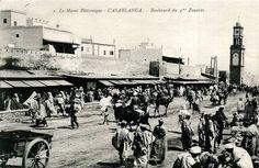 Casablanca 1900